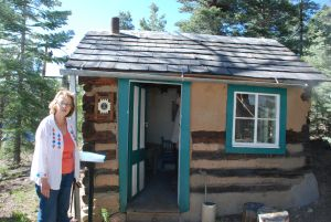 The Brett Cabin with Sharon Oard Warner