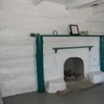Inside the Homesteader's Cabin