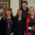 Anita Obermeier, Eva Lipton-Ormand, Kramer Woodard, Sharon Oard Warner, Robin Rupe