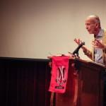 Mark Doty speaking